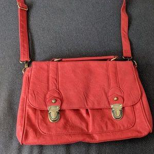 ASOS Red Bag NWOT